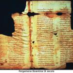 Pergamena bizzantina IX sec_mod